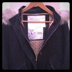 Marc Jacobs Elegant Resort wear Winter jacket